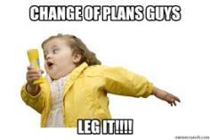 changeofplans